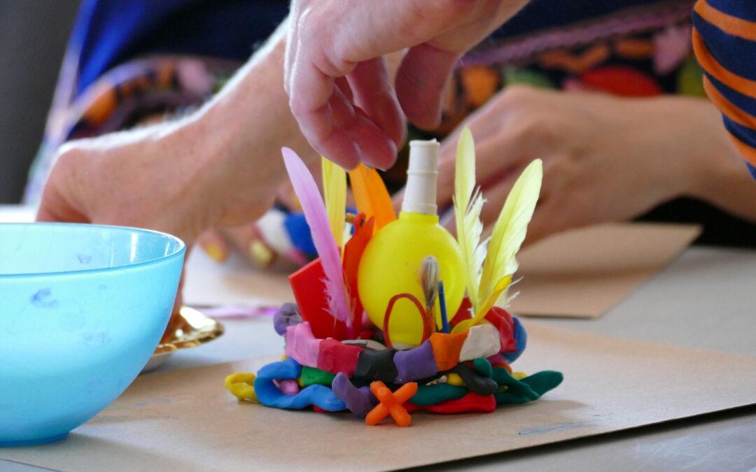Ledger House Part 3: Six Goals of the Art Therapy Program at Ledger (I)